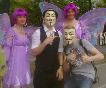 Anonymous - LifeBall
