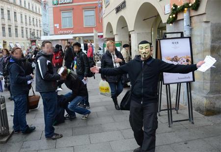 Paperstorm Graz