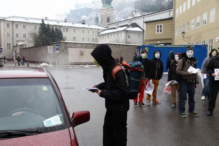 Paperstorm Salzburg