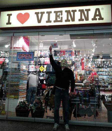Paperstorm Wien